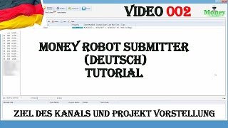 How To Use Money Robot Submitter 2019