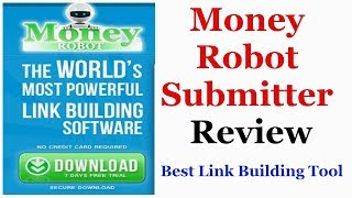 Money Robot Submitter 6.24 Cracked 2018