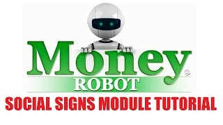 2019 Get Money Robot Submitter