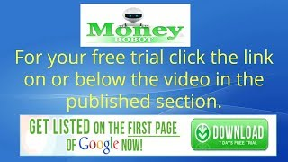 Money Robot Submitter Nulled 2017