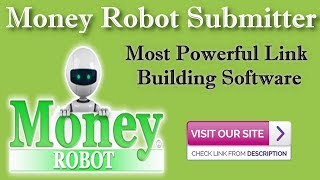 Secret Information About Money Robot The Best Seo Software